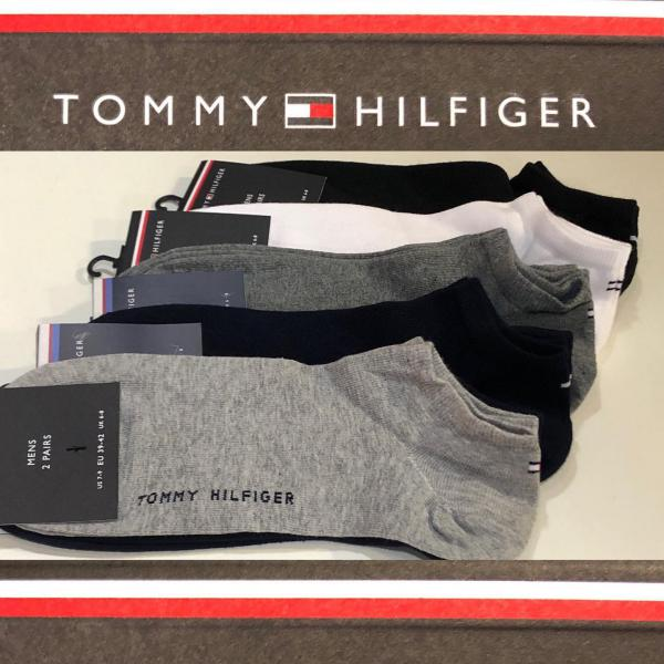 Tommy Hilfiger 2 paar Sneaker kousen heren
