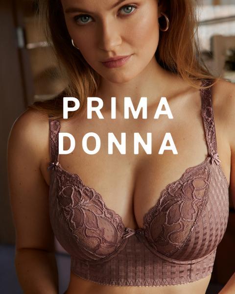 Prima Donna Madison Bh niet voorgevormd onderstuk