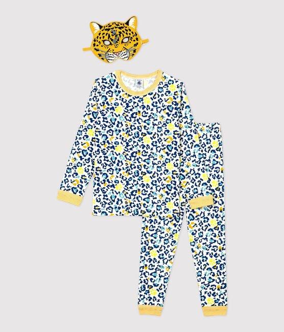 Petit Bateau Luipaard Pyjama unisex + masker