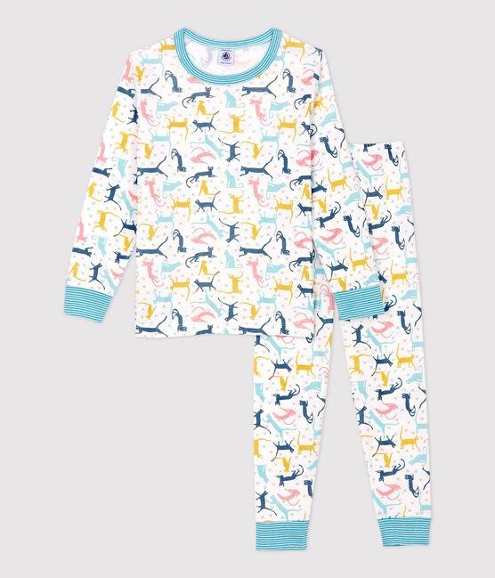 Petit Bateau Katjes Pyjama Jongens
