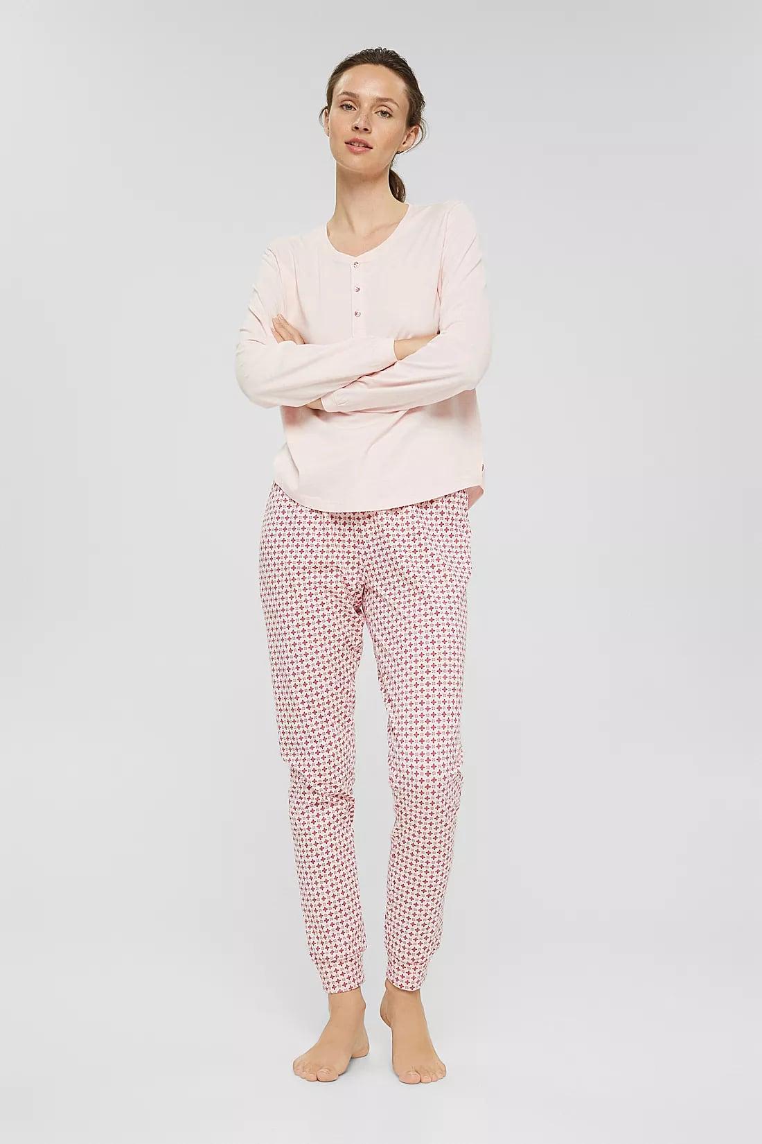 Esprit Pink Pyjama dames 36 tot 46