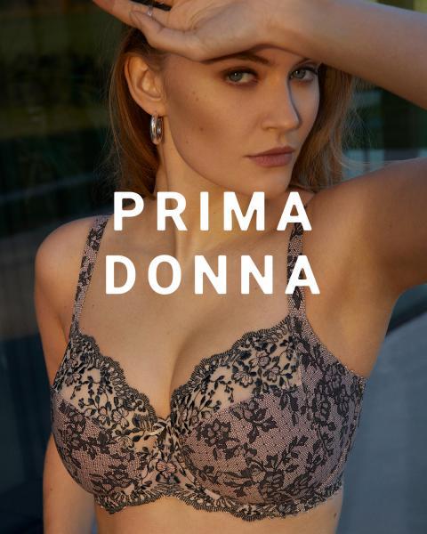 Prima Donna Gythia Bh niet voorgevormd B tot F-cup