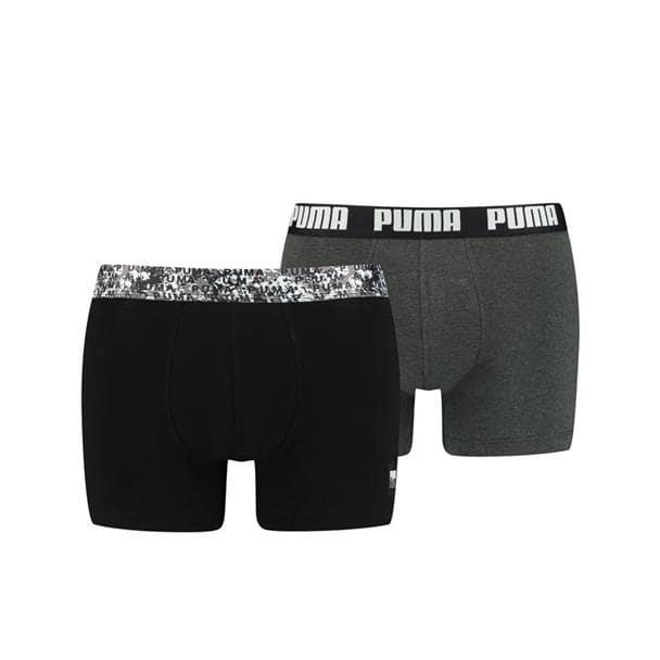 Puma Boxershort heren Printed Duopack