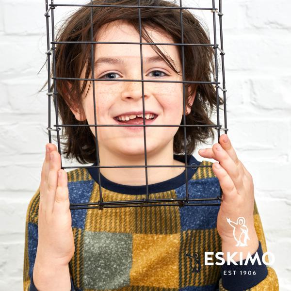Eskimo Tyler Pyjama jongens fleece