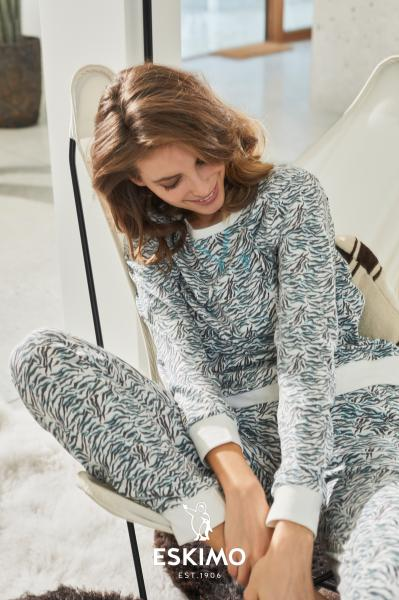 Eskimo Pam Pyjama dames S tot XL