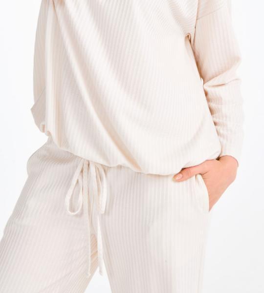 Lords and Lilies Marina Blue Pyjama-set dames