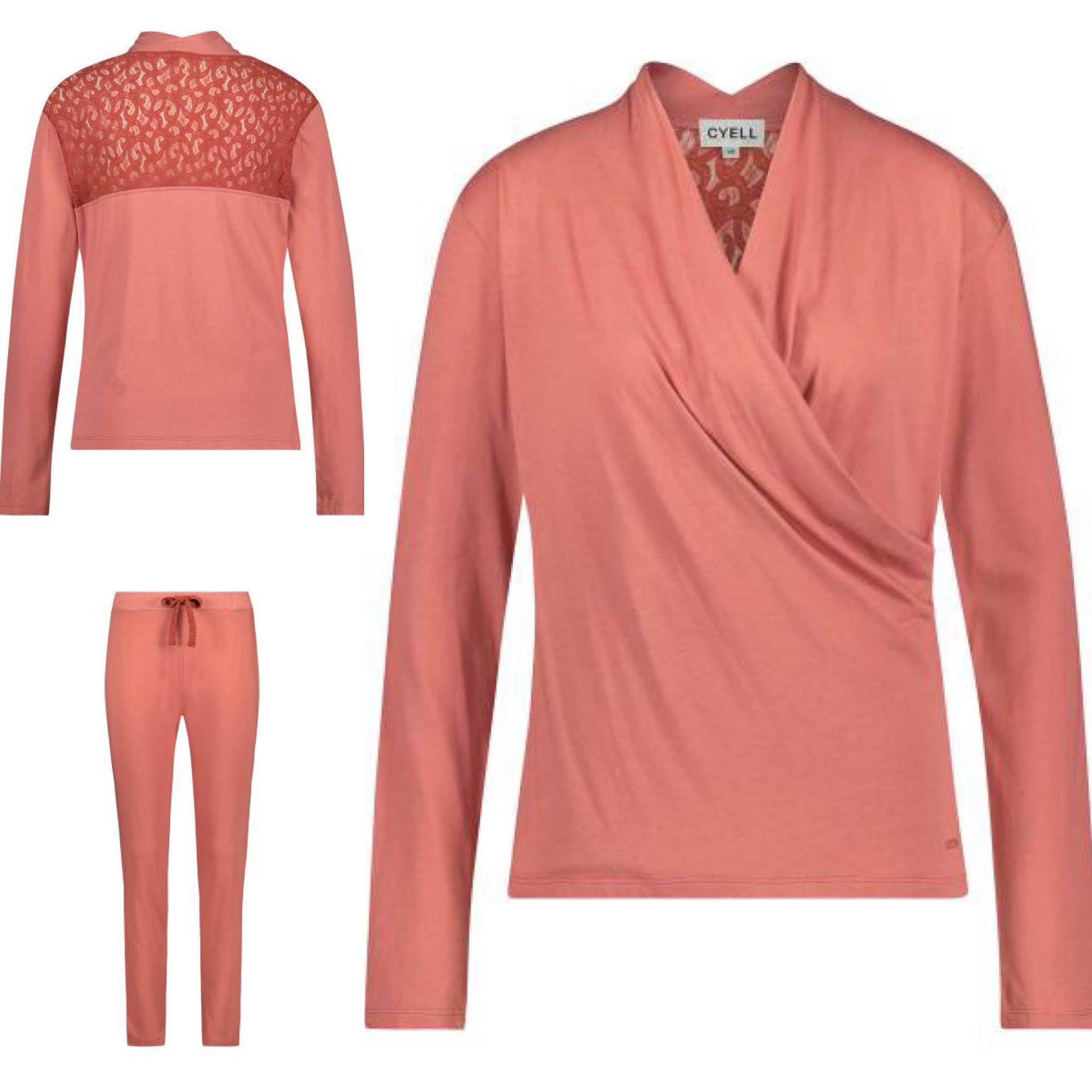 Cyell Luxury Solids Pyjama SET