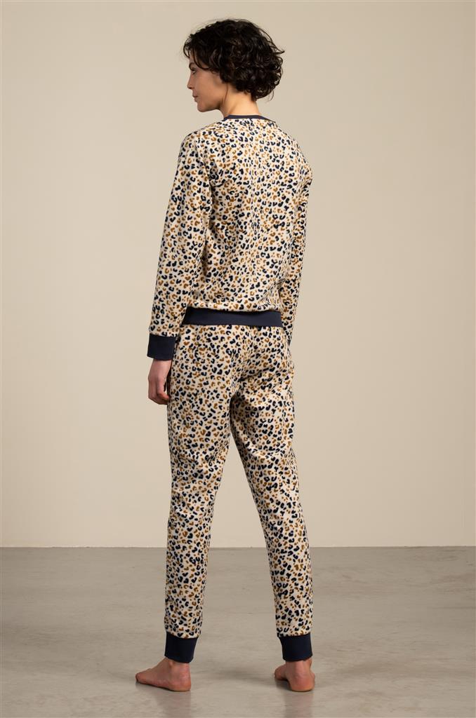 Eskimo Flore Pyjama dames fleece
