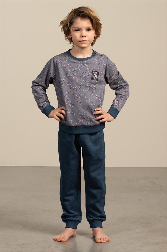 Eskimo Titus Pyjama jongens 2 tot 8 jaar