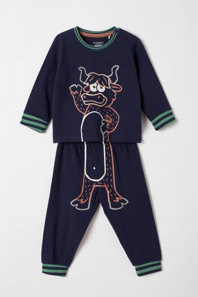 Woody Scottisch Highlander Pyjama Baby
