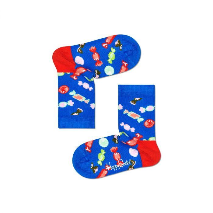 Happy Socks Kids Candy 1 paar kousen