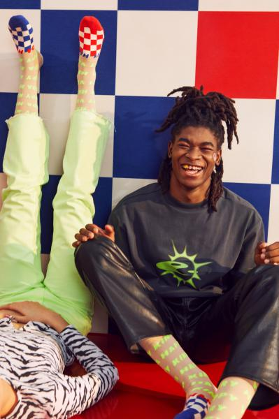 Happy Socks Happy Happy Sock 1 paar kousen 36-40