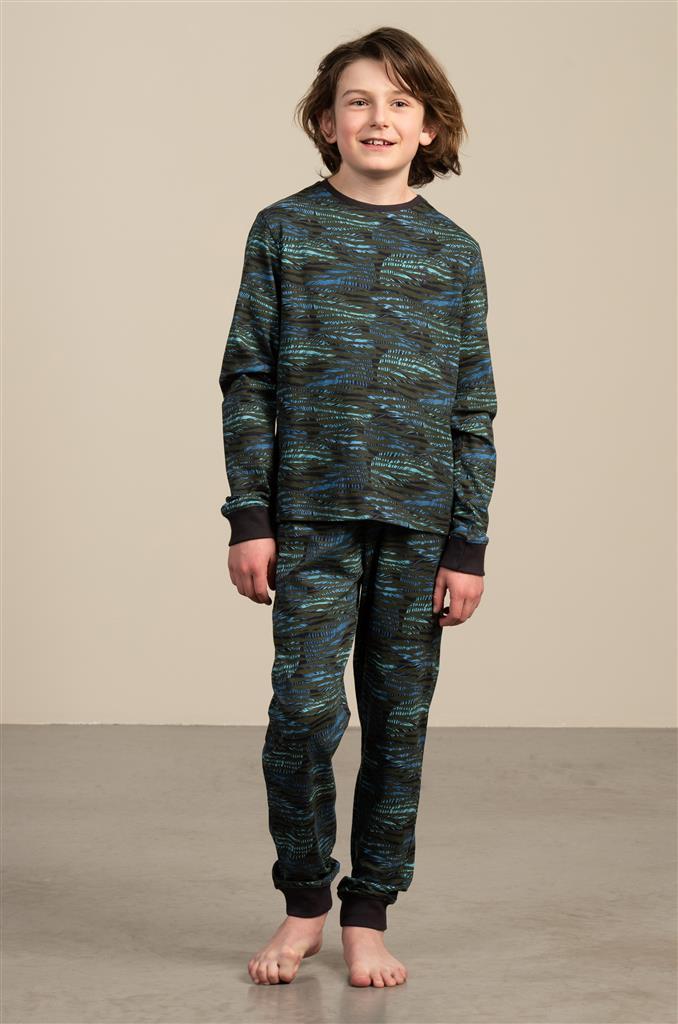 Eskimo Tuur Pyjama jongens 10 tot 16 jaar
