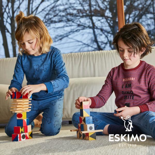 Eskimo Kolor ROAAARRR Pyjama unisex